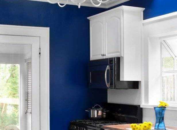 Paint Colors Small Kitchens Ideas