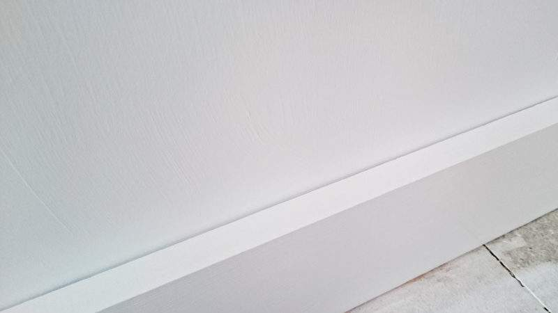 Paint Skirting Boards Like Pro Owl Tea Party