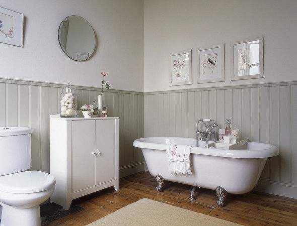 Painted Panelling Photos Design Ideas Remodel