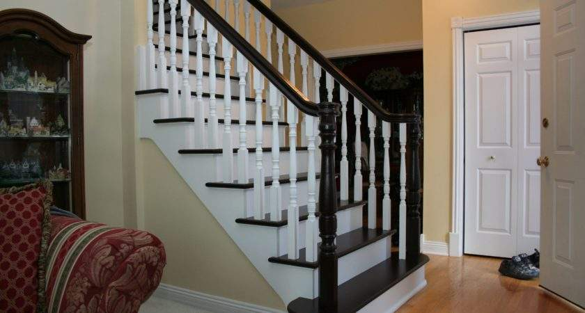 Painted Staircase Chicago House Pinterest