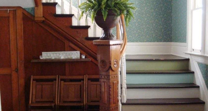 Painted Staircase Ideas Diy