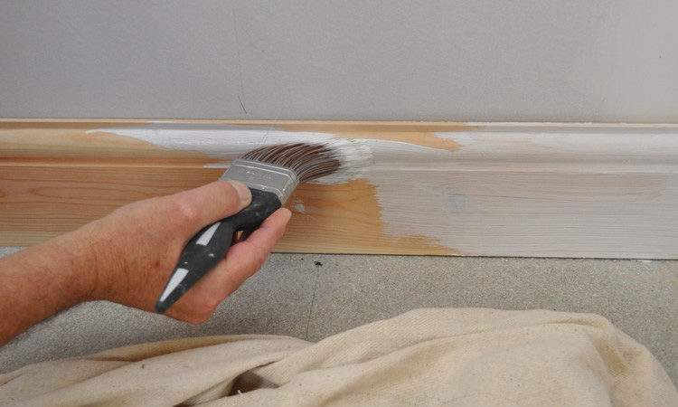 Painting Woodwork Around Your Home Diy Decor