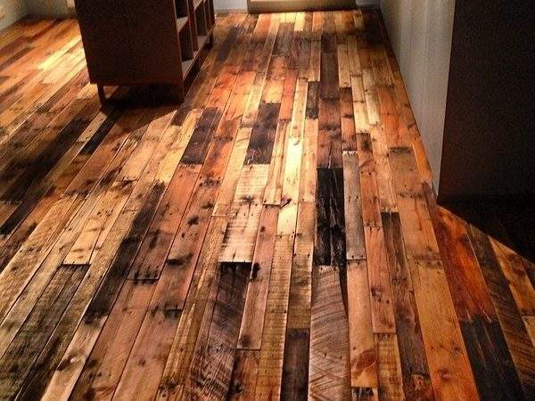 Pallet Flooring Upcycling Ideas Have Beautiful