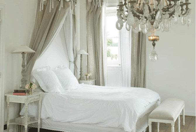 Paper Mulberry Romantic French Bedroom