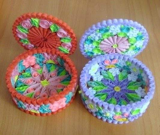 Paper Quilling Creative Ideas Arts Crafts