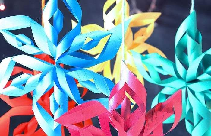 Paper Stars Post Notes Babble Dabble