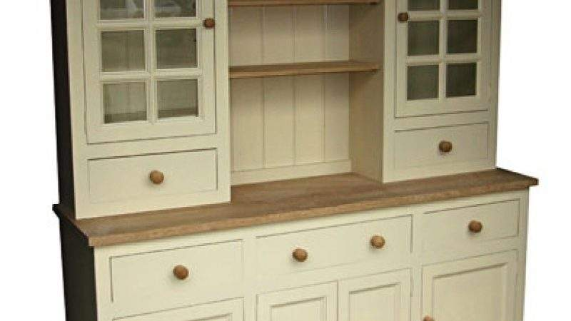 Penderi Furniture Edwardian Kitchen Dresser Welsh