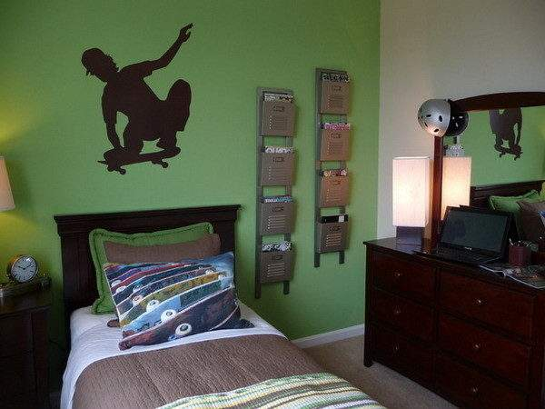 Perfect Decorating Teen Boys Room Home