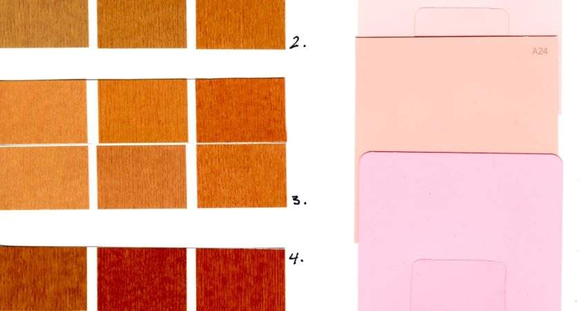 Picking Right Paint Colors Wood Your