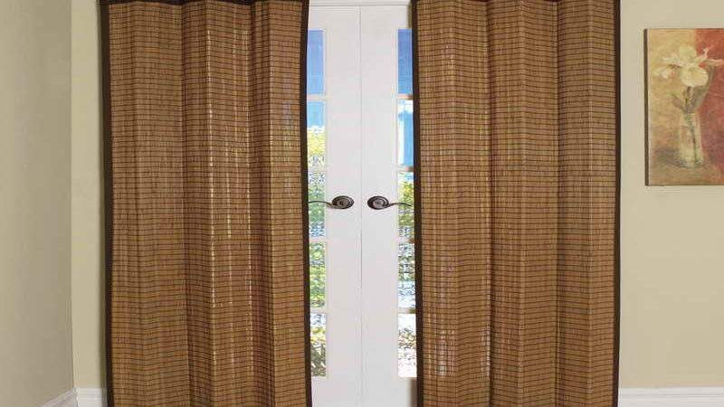 Planning Ideas Sliding Door Curtains Patio