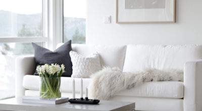 Playing Black White Home Decor Ideas