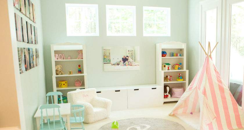 Playroom Pizzazz Project Nursery