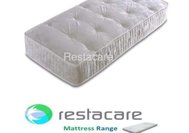 Pocket Sprung Adjustable Electric Bed Mattress Only