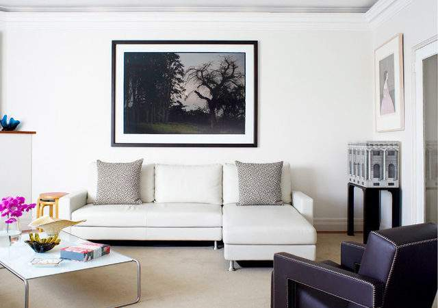 Point Piper Art Deco Inspired Contemporary Living