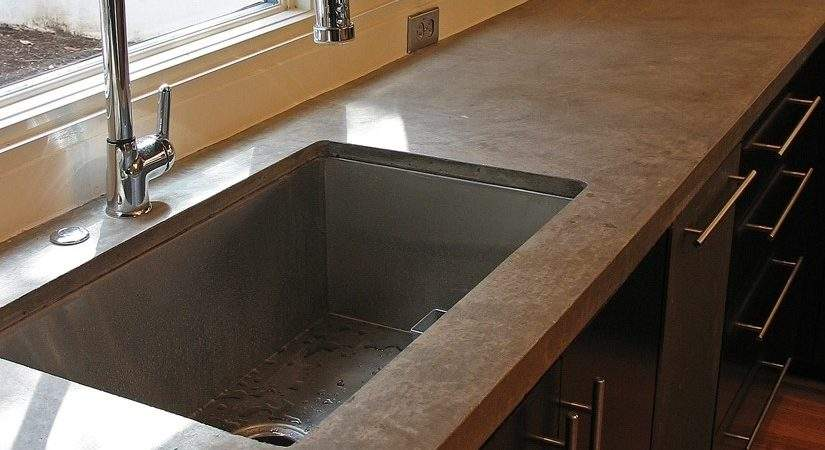 Polished Concrete Countertops Cost Imgkid
