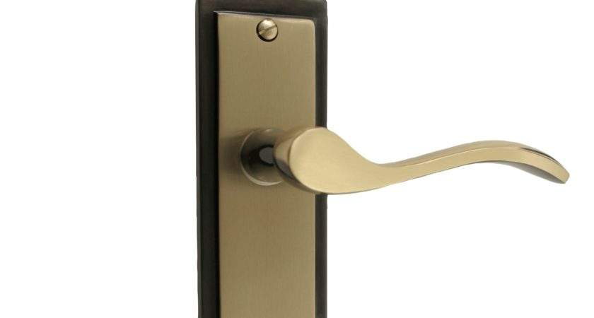 Polished Straight Door Handle Pack Pairs