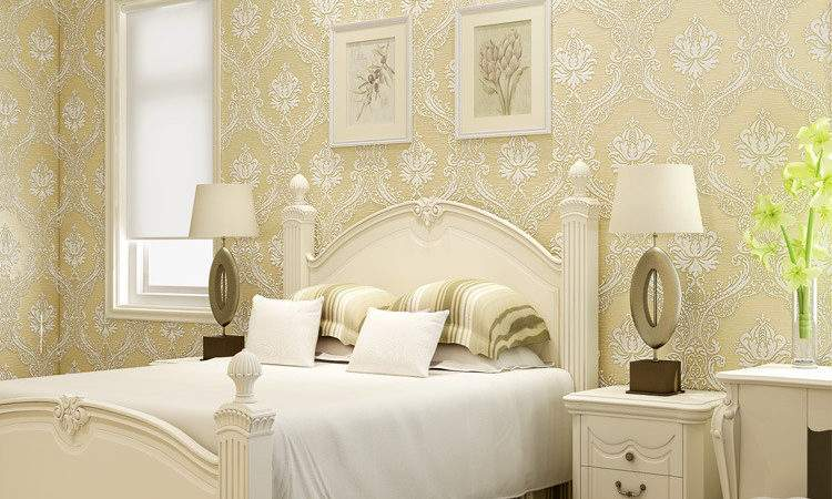 Popular Feature Wall Paper Buy Cheap