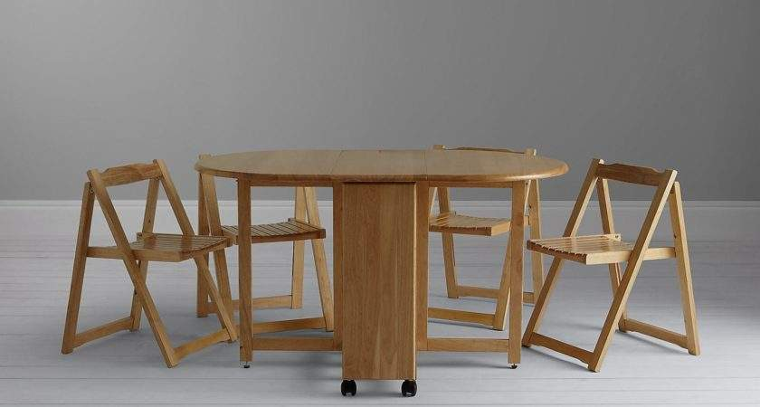 Popular Folding Dining Table Chairs Homedcin