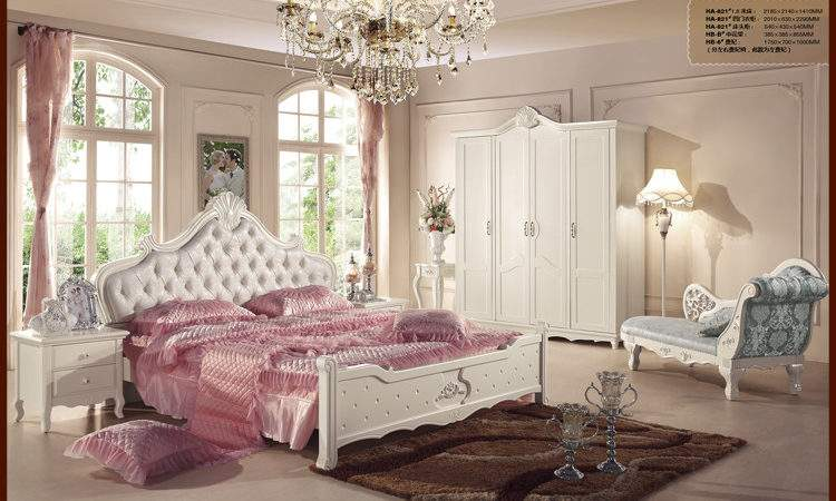 Popular Romantic Bedroom Furniture Buy Cheap