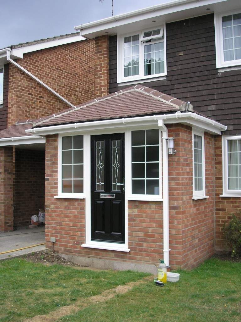 14 Front Porches Uk Ideas - Sterling Homes