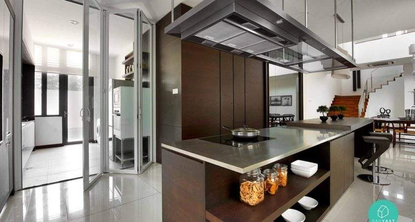Practical Wet Dry Kitchen Ideas Qanvast