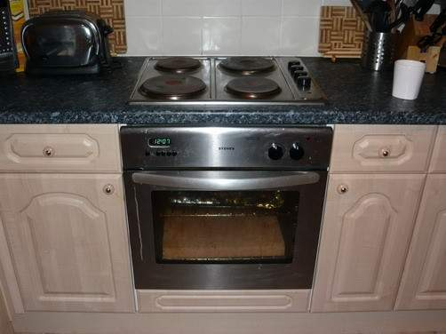 Product Recommendation Built Oven Easier