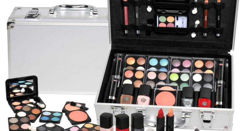 Professional Vanity Case Cosmetic Make Urban Beauty Box
