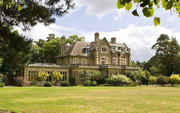 Property Market Luxurious Country Piles Plus