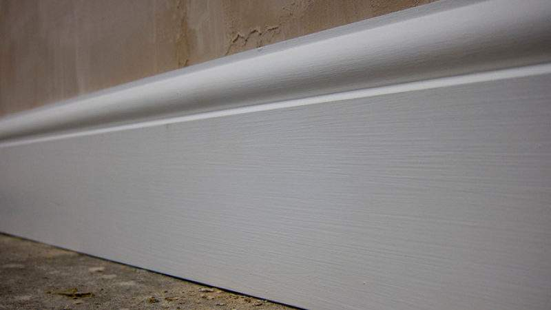 Pros Cons Wood Upvc Skirting Board
