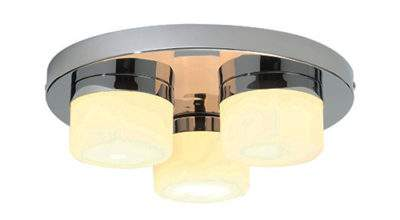 Pure Triple Ceiling Light Downlighting