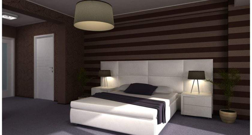 Purple Brown Bedroom Ideas Lavender