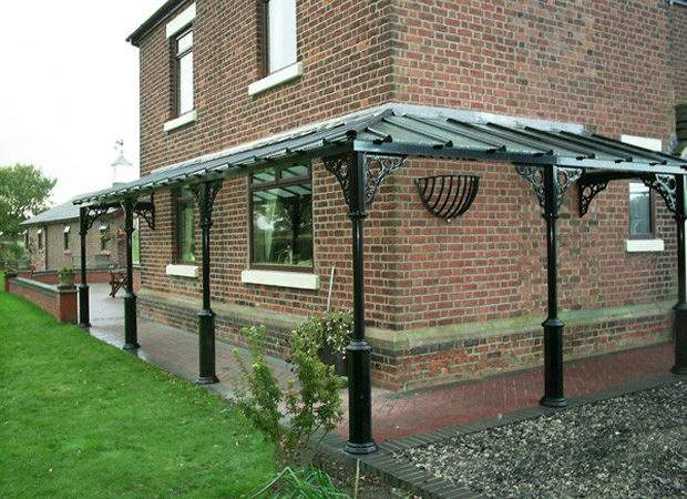 Quality Traditional Glass Verandas