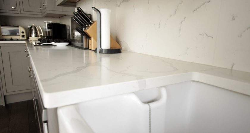 Quartz Splashbacks Rock Granite Ltd