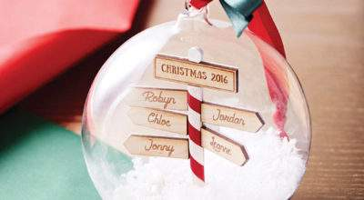 Quirky Personalised Christmas Gift Ideas Whole