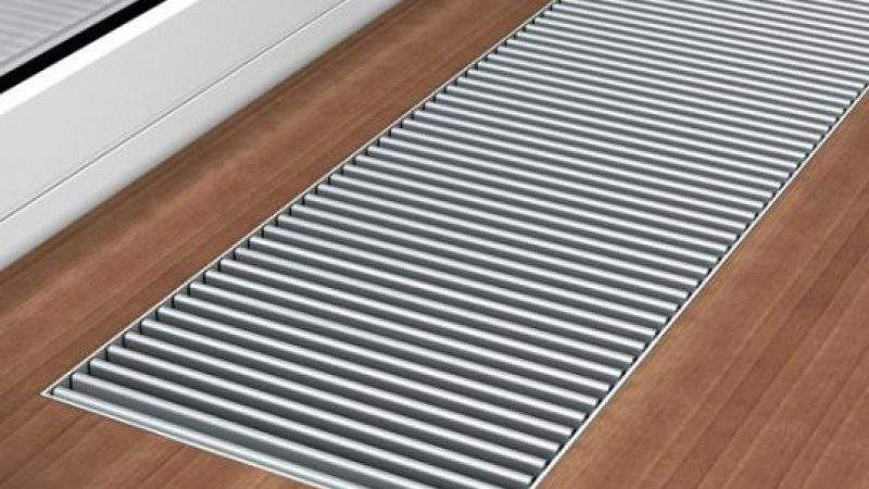 Radiator Company Trench Heater Electric Heaters