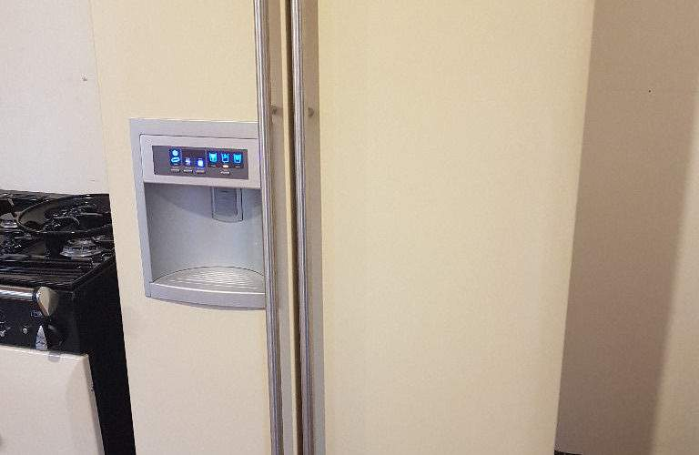 Rangemaster Cream Fridge Freezer Rsxs American