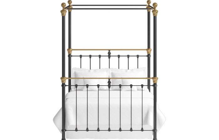 Rannoch Iron Four Poster Bed Original Bedstead Company