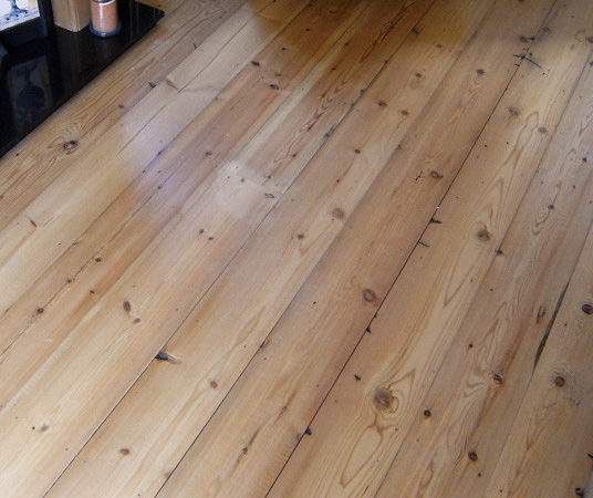 Reclaimed Wooden Flooring South London
