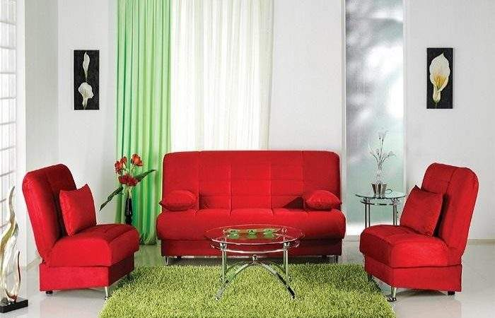 Red Green Decor Apartments Like Blog