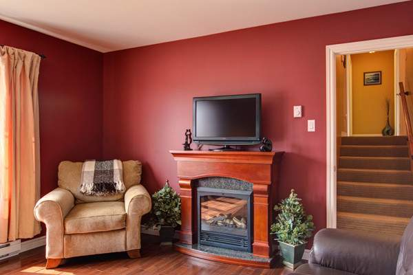 Red Paint Ideas Living Room Doherty