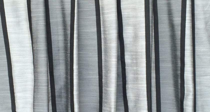 Regency Stripe Curtain Drapes Panels Custom