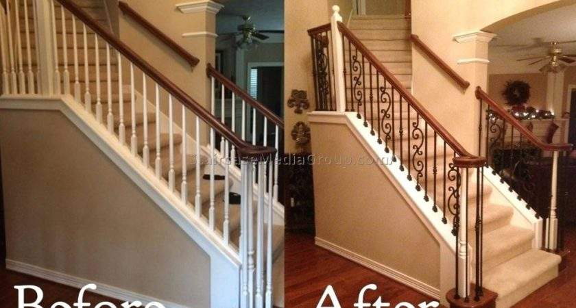 Replacing Stair Spindles Banister