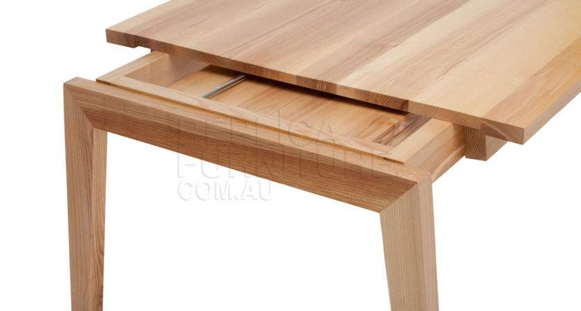 Replica Carl Hanson Extendable Dining Table