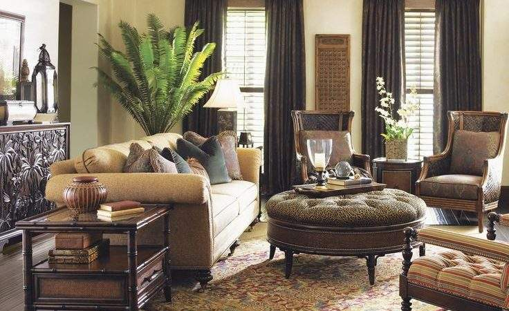 Result Houses British Colonial Decor Townhouse