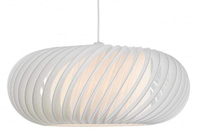 Retro Style Shade Ceiling Pendant Light Easy Fit