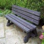 Ribble Garden Bench Backrest Education