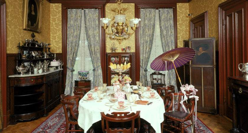 Romantic Dining Room Design Beaudet