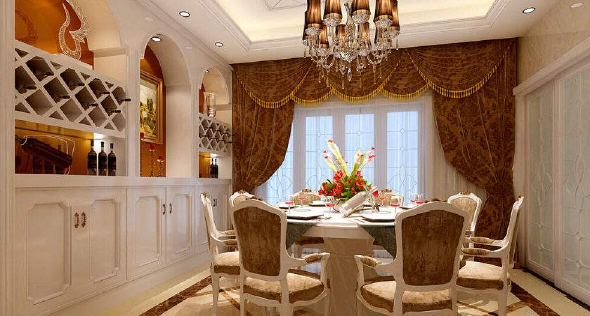 Romantic Dining Room Design Kyprisnews