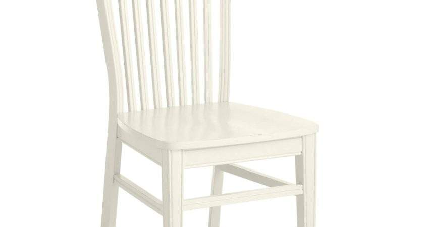 Ronan Antique White Dining Chair Pier Imports