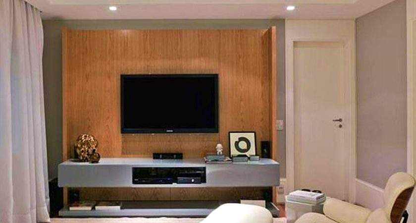Room Wall Ideas Decorating Small Living